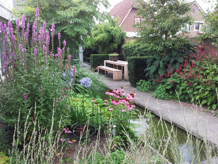 Tuin laten aanleggen